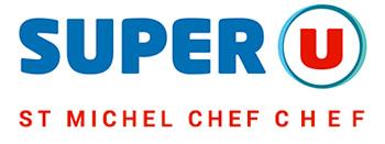 L'eau Qanat est disponible au magasin Super U de Saint Michel Chef Chef